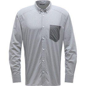 Haglöfs Vejan Longsleeve Shirt Heren, concrete